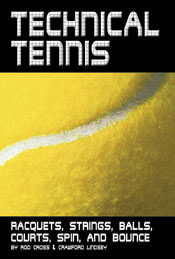 Technical Tennis ISBN 0972275932, 0-9722759-3-3